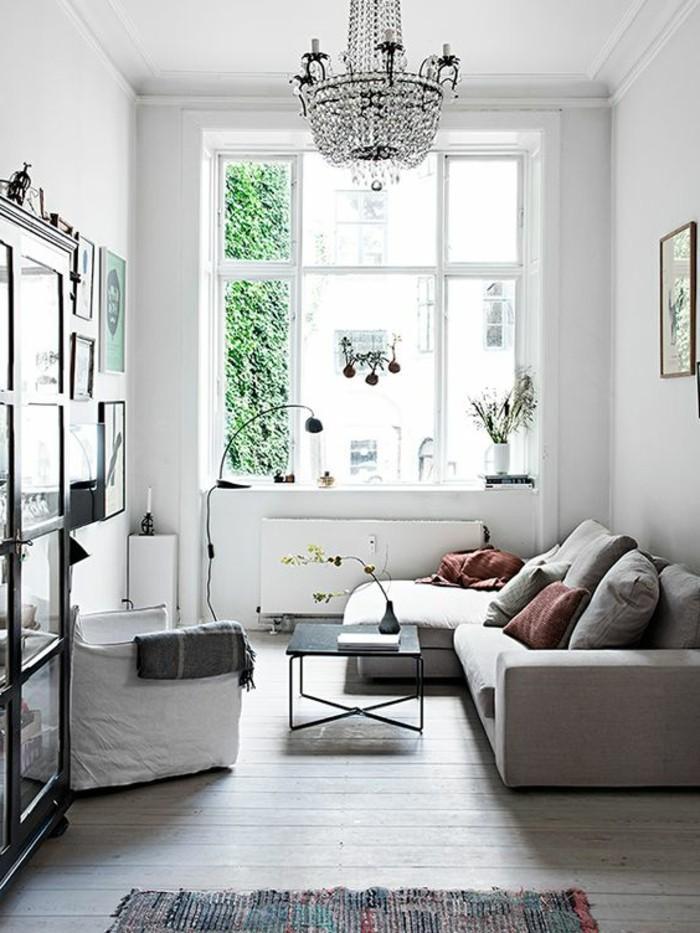 Aménager un petit salon