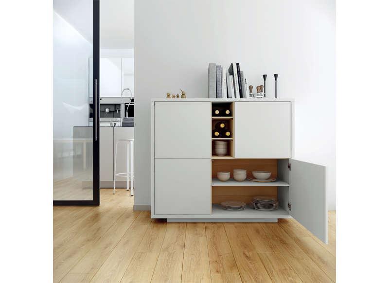 Buffet vaisselier moderne