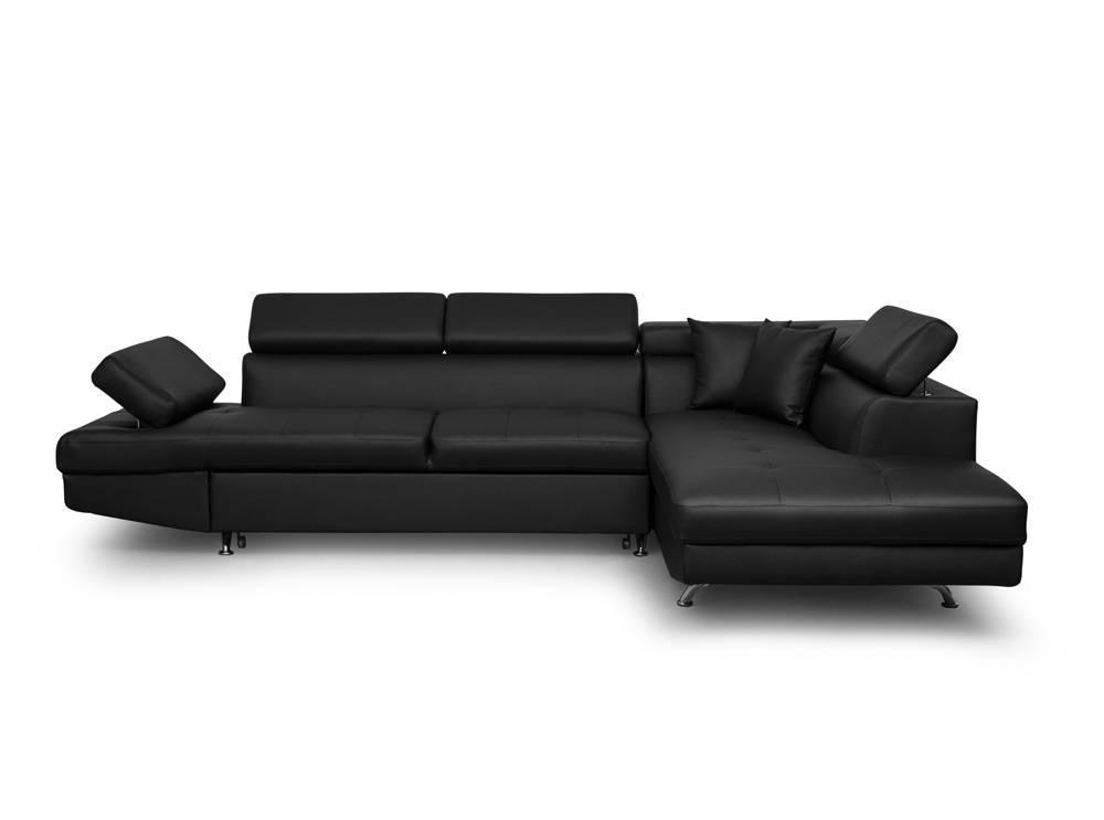 Canapé angle droit pas cher