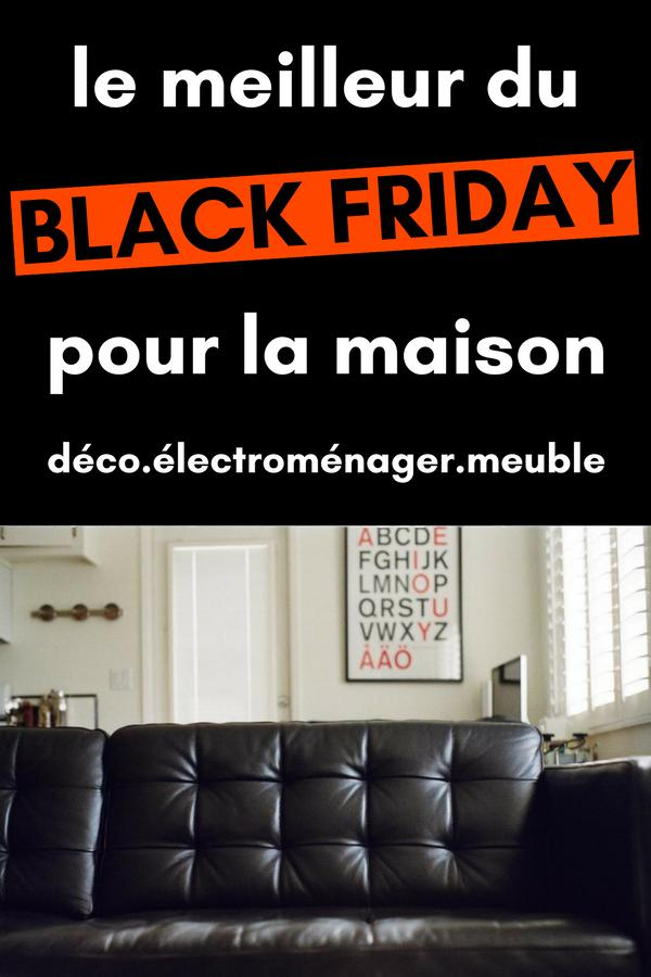 Canapé black friday