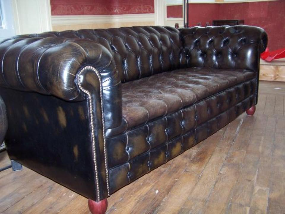 Canapé chesterfield occasion