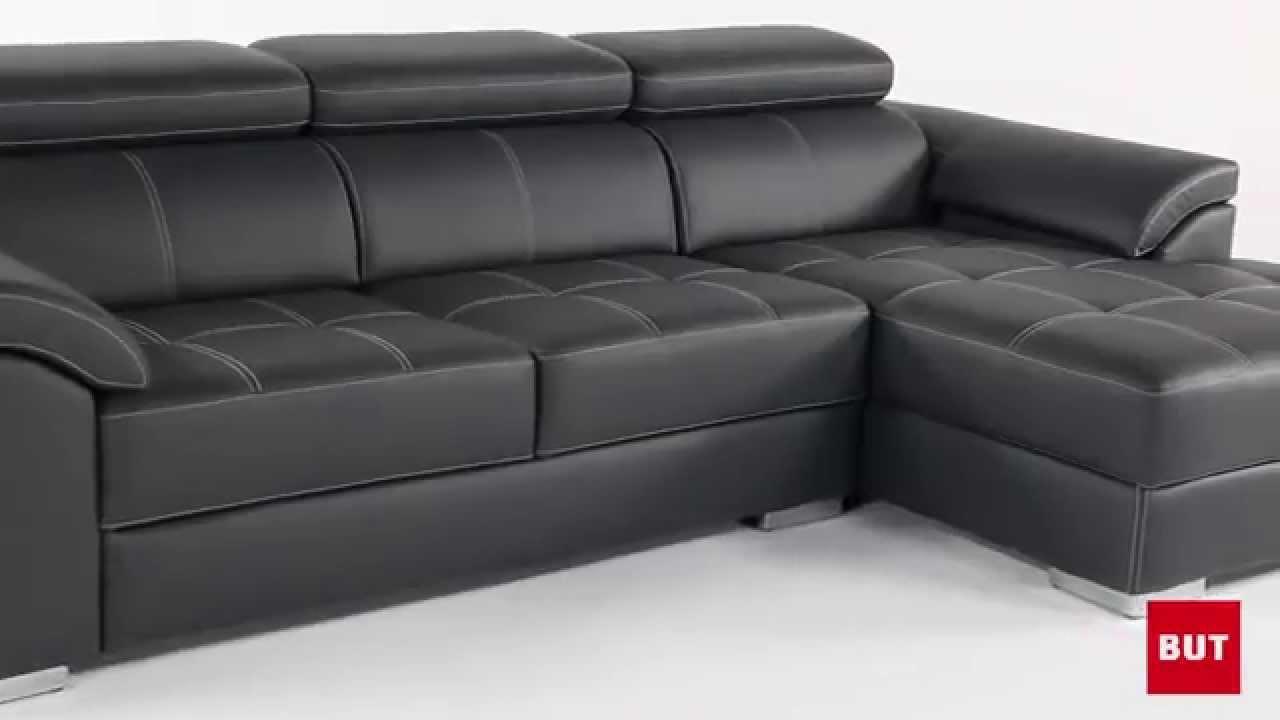 Canapé d angle chez but