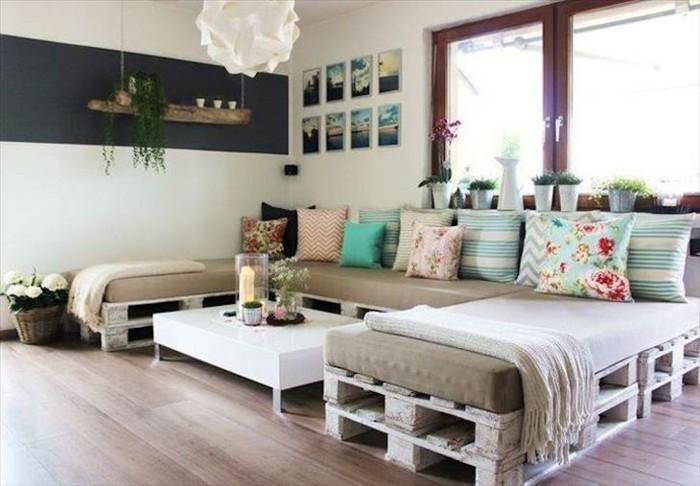 Canapé diy