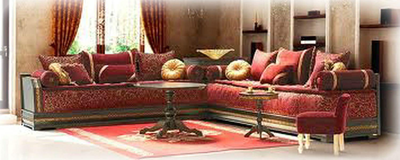Canapé oriental