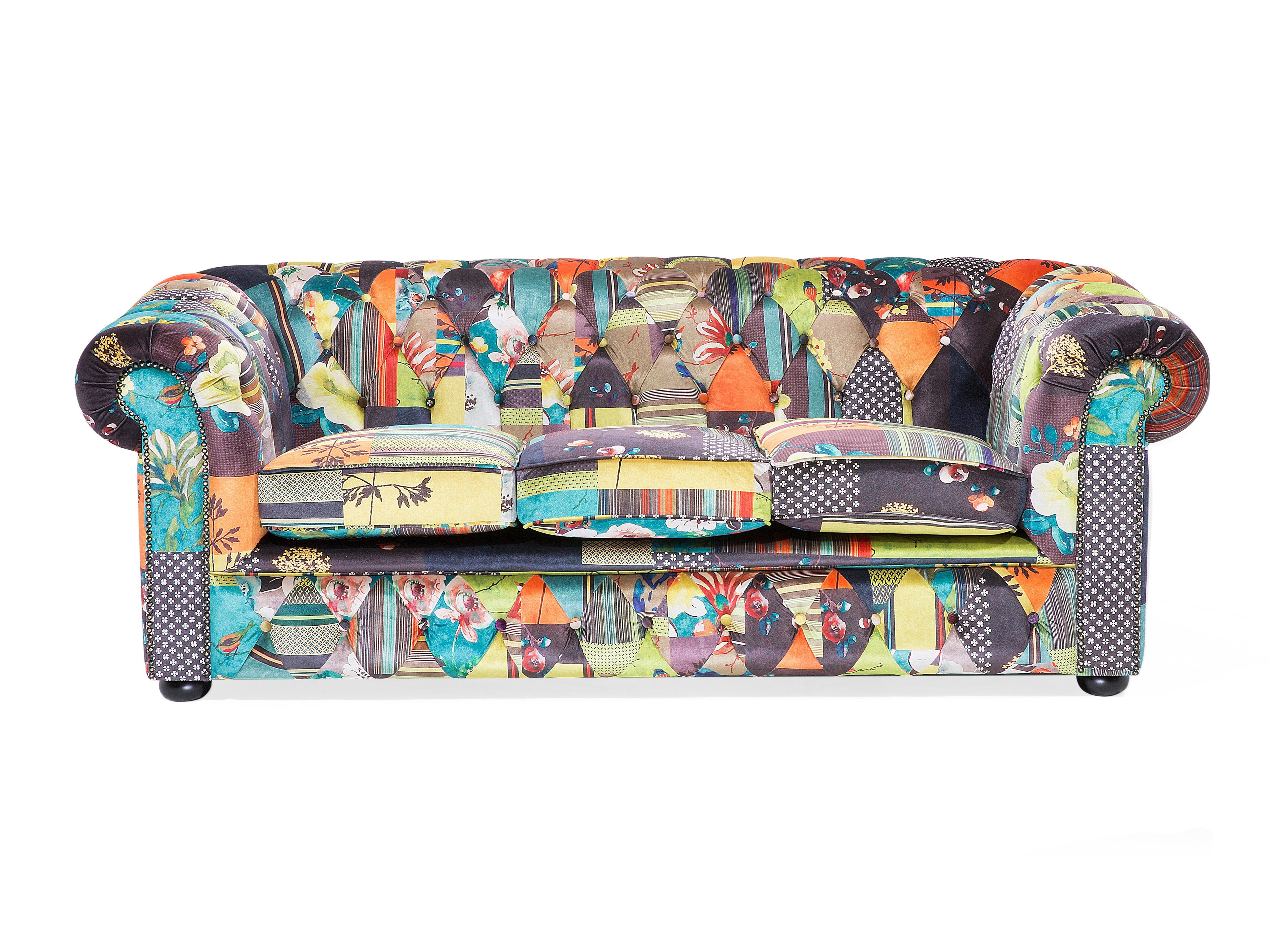 Canapé patchwork