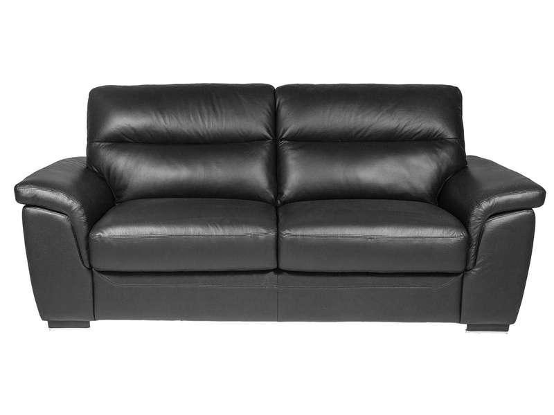 Canape conforama cuir