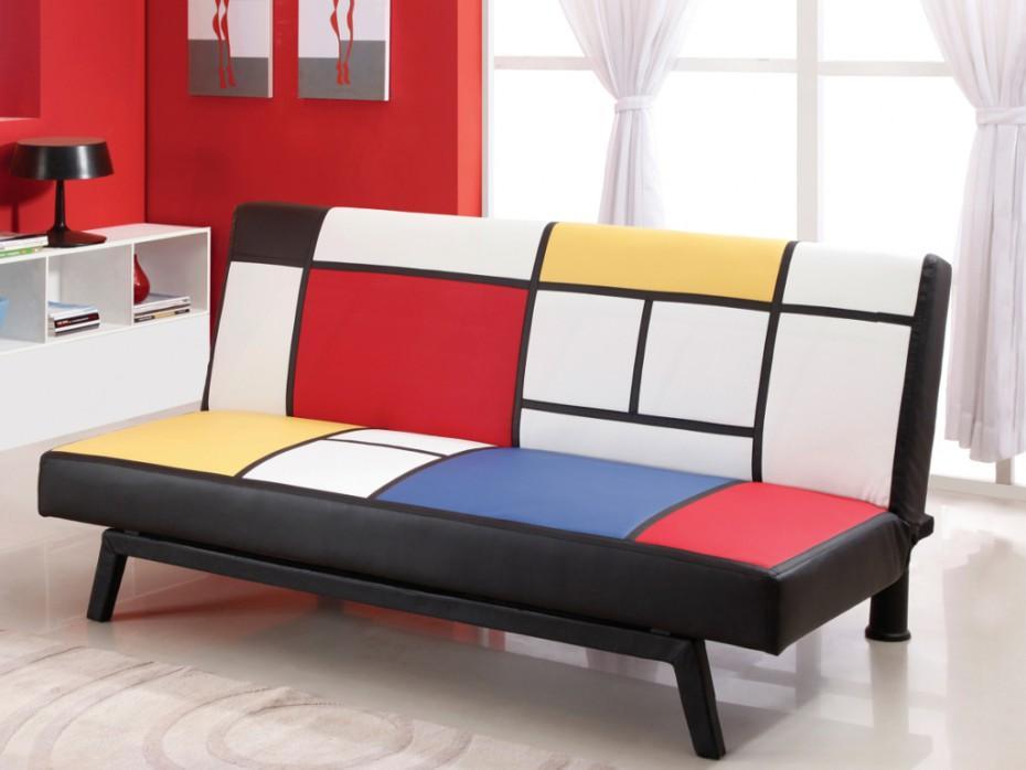 Canape couleur