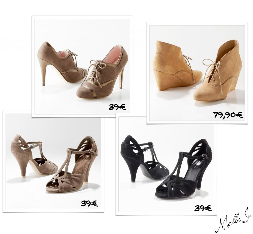 Chaussure redoute