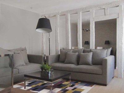Comment disposer 2 canapés dans un salon