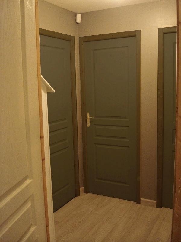 De quelle couleur peindre les portes interieures