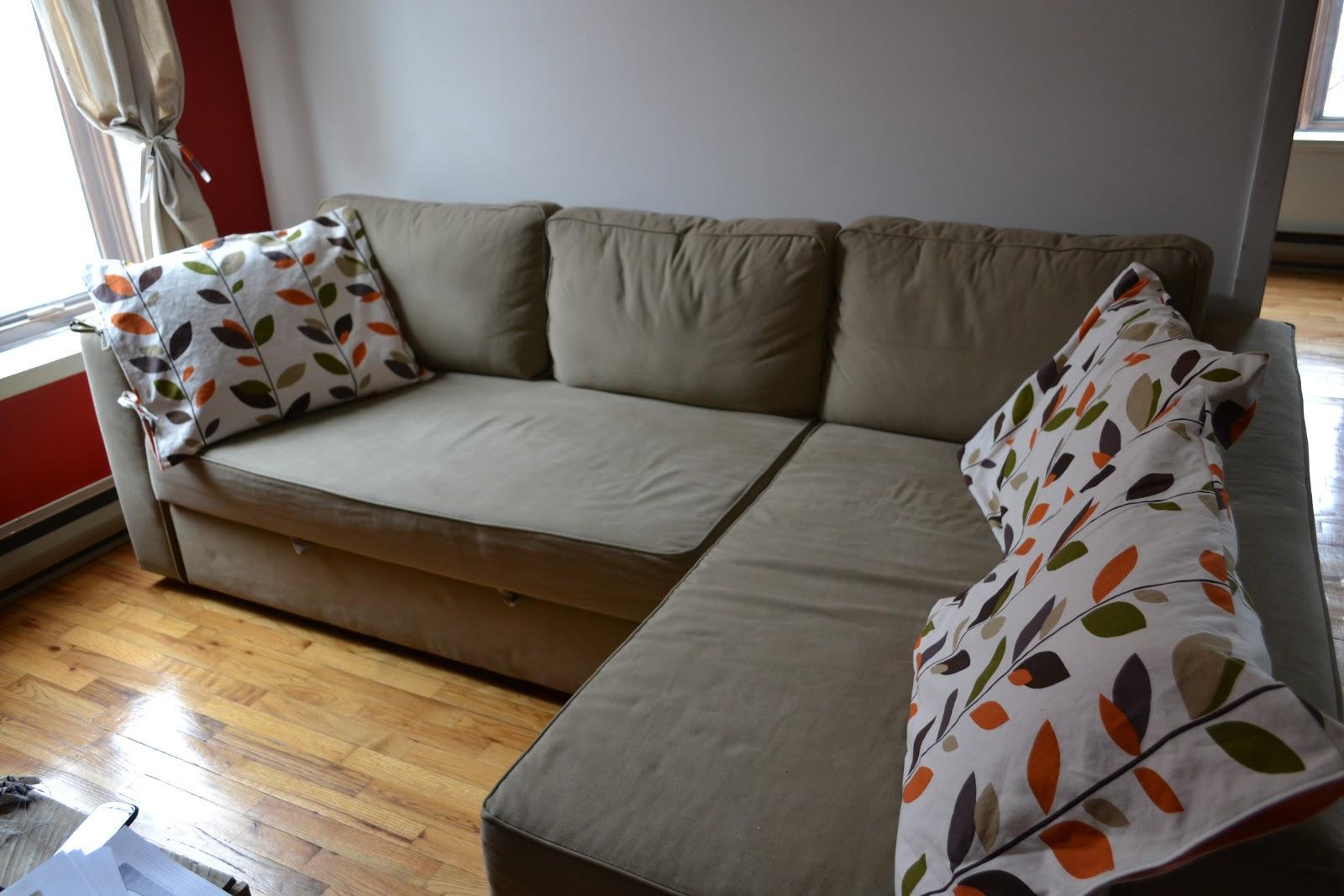Diy housse canapé