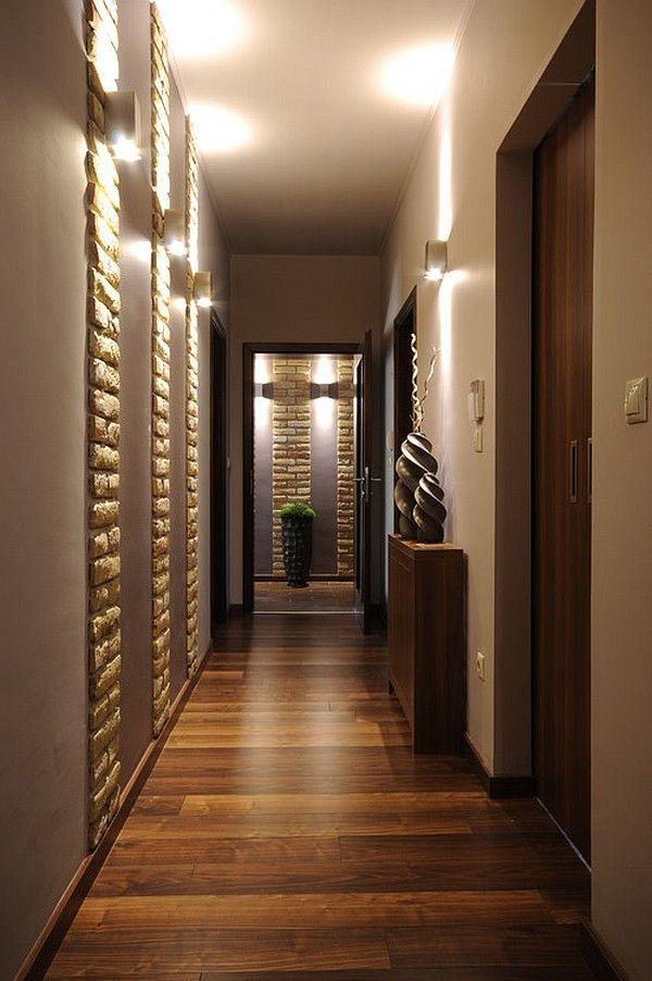 Eclairer un couloir