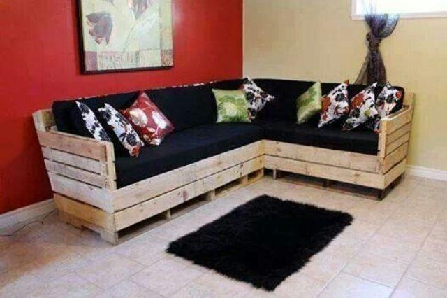Fabriquer un canapé