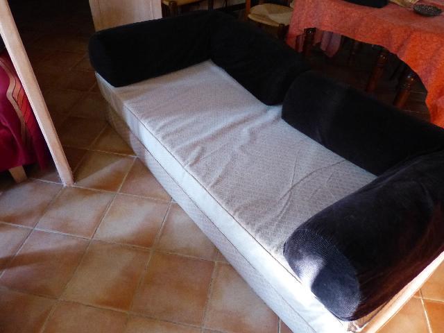 Faire un canapé avec un sommier
