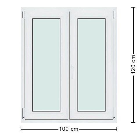 Fenetre 100x120