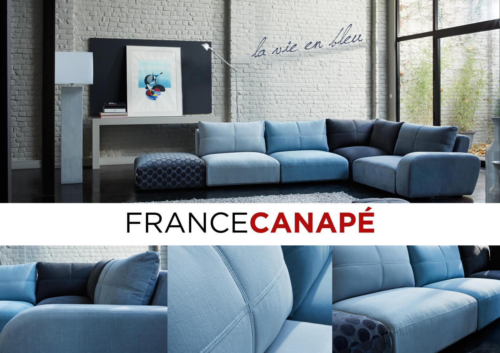 France canapé paris