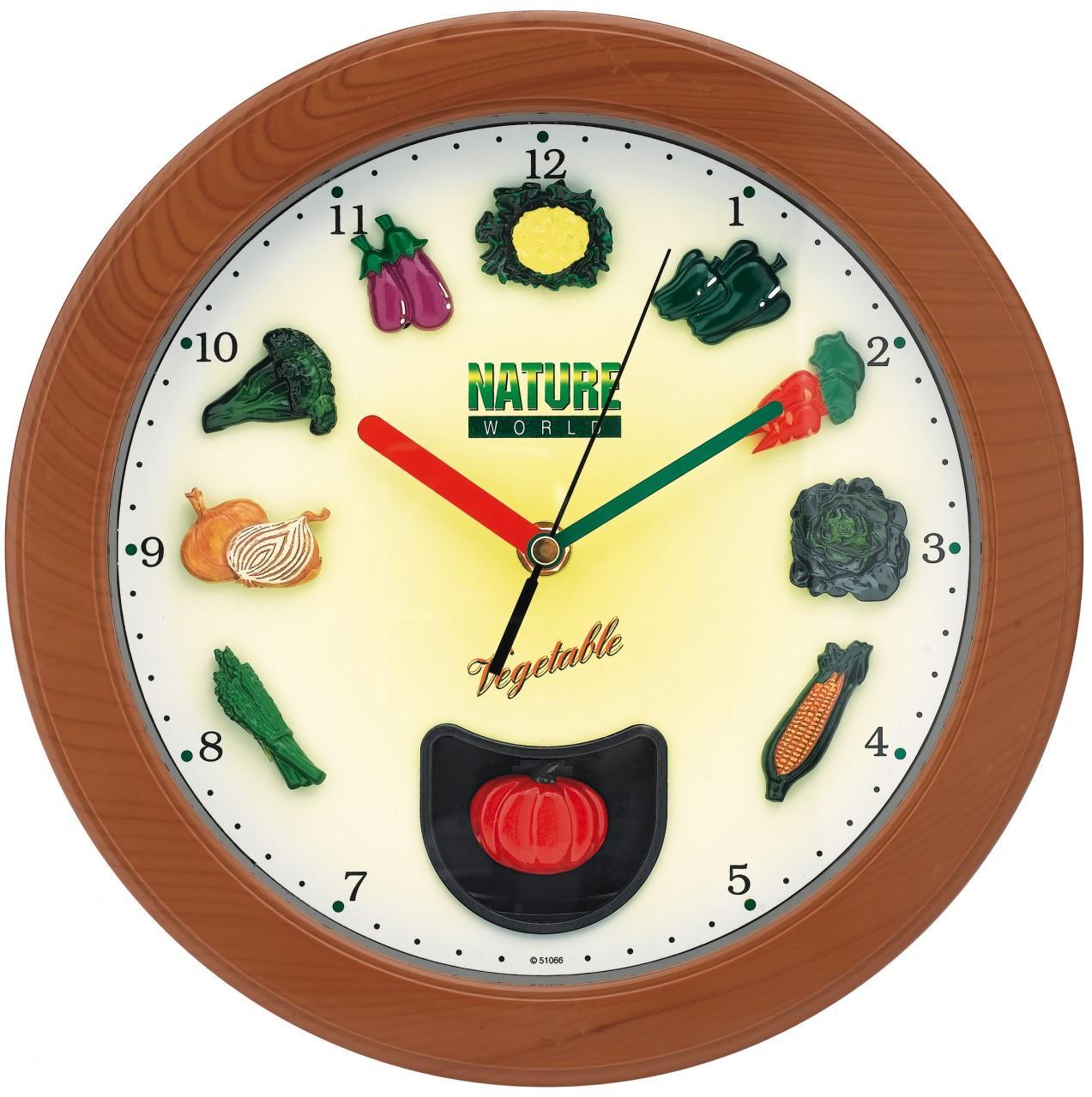 Horloge murale cuisine