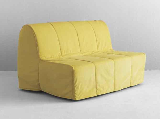 Housse bz jaune