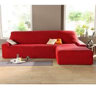 Housse extensible canapé d'angle