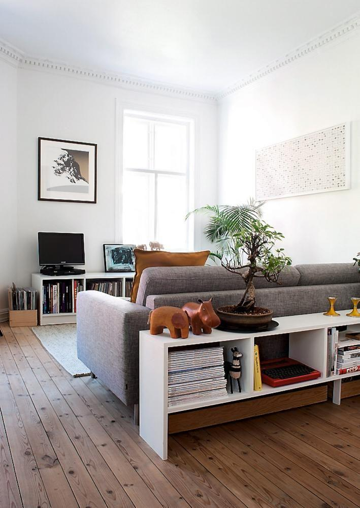 meuble derriere canap. Black Bedroom Furniture Sets. Home Design Ideas
