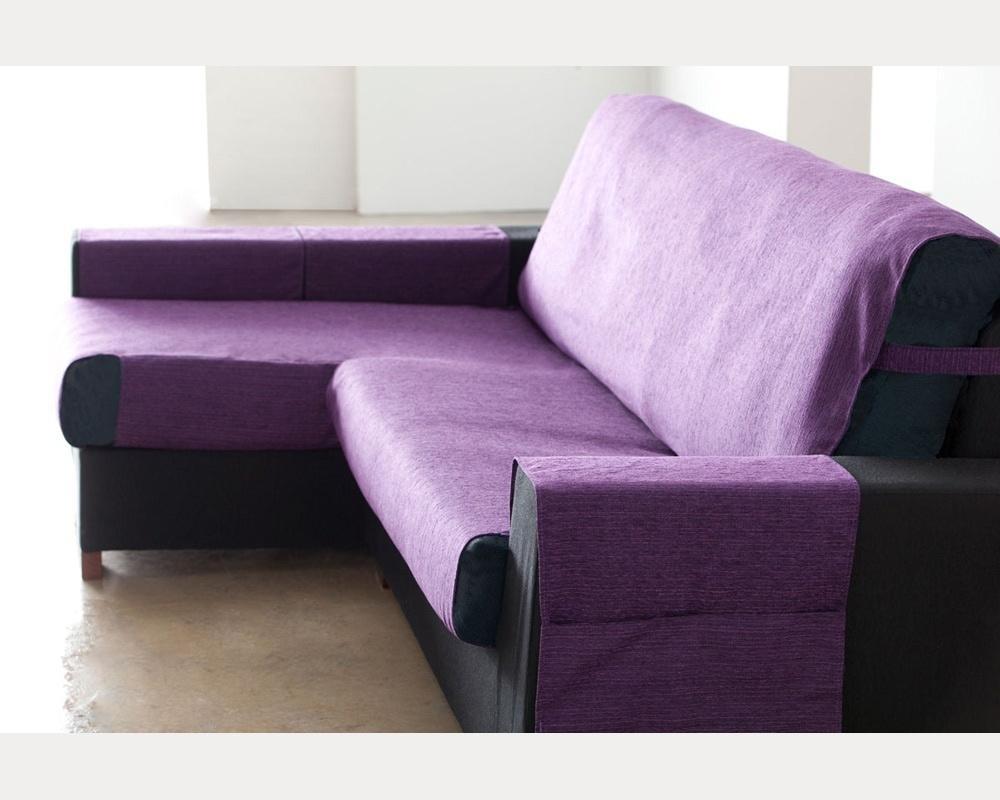 Plaid canapé d'angle