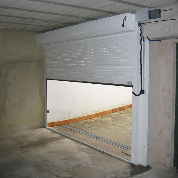 Porte de garage a enroulement pas cher