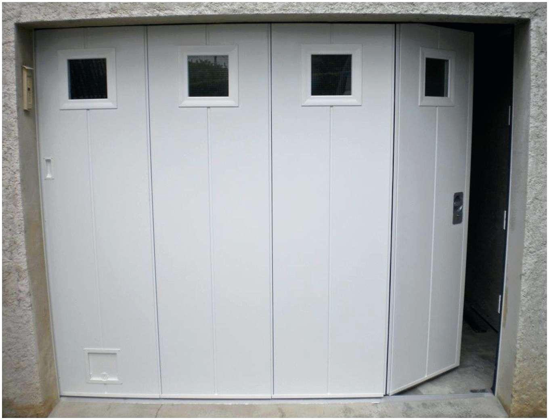 Porte De Garage Coulissante Pvc Brico Depot