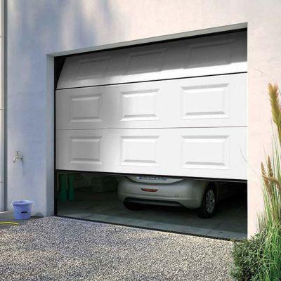 Porte de garage motorisée castorama