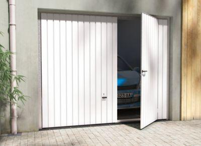 Portes de garage castorama
