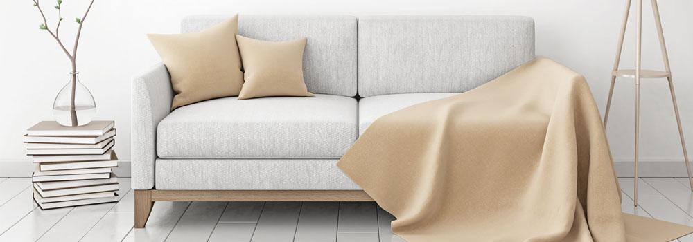 Recouvrir canapé