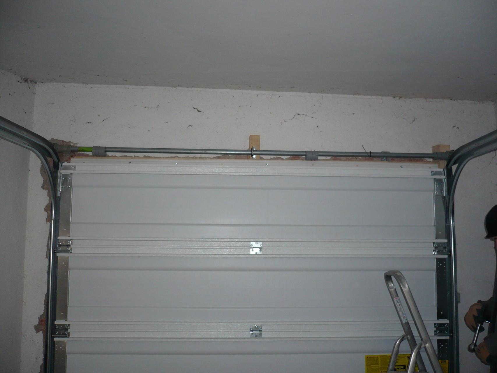 Reparation porte de garage wayne dalton