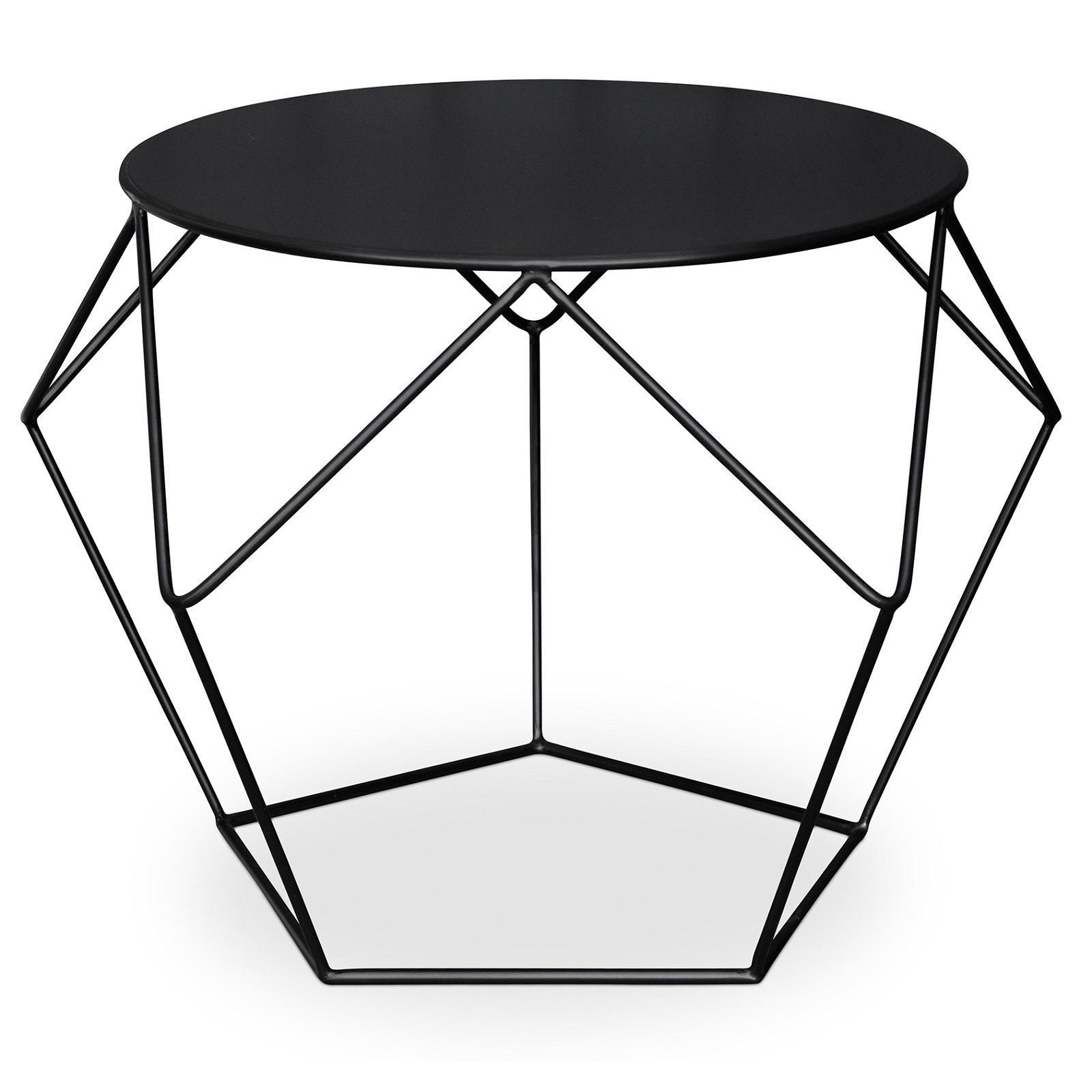 Table d'appoint metal