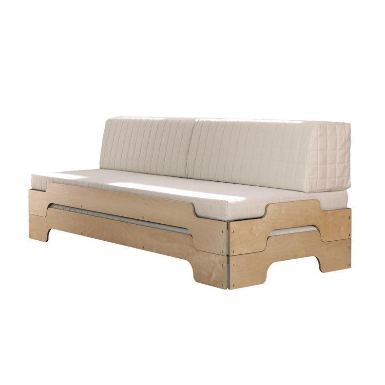 Transformer lit en canapé